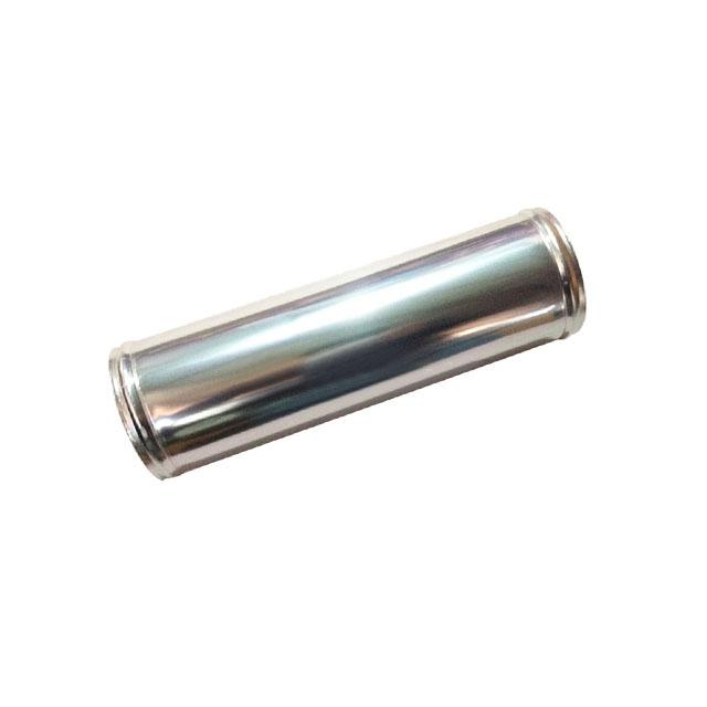 Straight aluminum pipe